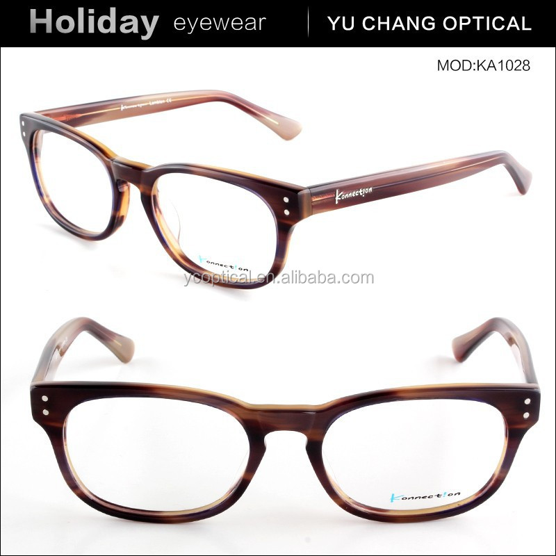 Glasses Frames New Styles : New Style eyewear frames eye glasses, China wholesale ...