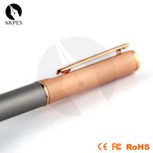 Jiangxin elegant design gadgets promotion new style metal pen for women