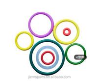 Viton o ring rubber wiper seal,color rubber o ring