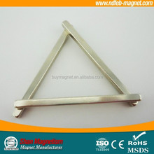 Professional manufacture rare earth permanent block magnet