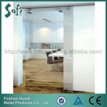 Home design for house decorative frameless glass sliding door