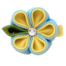 Low price Cheapest baby goody hair ribbon sculpture clip