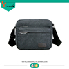 man high quality leisure shoulder bag heavy canvas messenger bag online shopping made in china