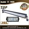 hot sale 400W double row Osram 4D hper spot optics LED light bar offroad super bright led light bar 50inch led light bar