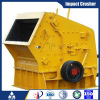 Widely used engineering & construction machinery stone Impact Crusher best selled in China