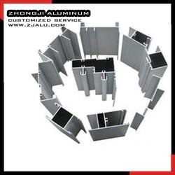 High hurdles aluminum profile