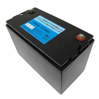 2000cycles light weight 12v 90ah lifepo4 battery pack for solar light