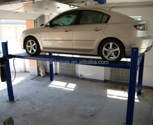 Smart Vertical Parking System
