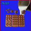 silicone rubber for chocolate mold making,liquid silicone supplier,food grade silicone factory