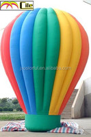 CILE Factory direct sale newly Customized inflatable rainbow balloon model (Advertising,Promotions,Simulator,Event)