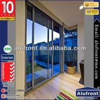 Top Grade and Elegant Design Aluminum Sliding Door/ residence Aluminum Sliding Door
