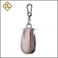 Key tag holder,leather car key case,leather car key cover
