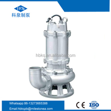 Centrifugal Subermersible stainless steel water pump /corrosion resisting acid pump acid resisting pump