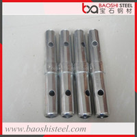 Baoshi Steel galvanized scaffolding joint pin for sale