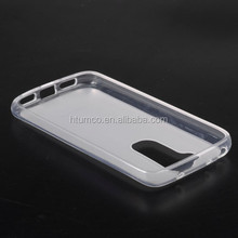 Poly Jacket TPU cases for LG Optimus G2 Mini - Transparent Mat