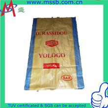 all use Industrial Use and p Material pp woven bags 50kg