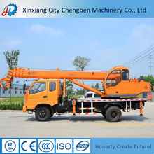 China Advanced Design Lift Crane for Pickup Truck BMC Chassis