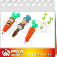 Factory reasonable price Educational toy&Musical toy Sound Talking pen with Chlidren stationery items