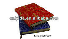 2013 new fashion high quality leather note book