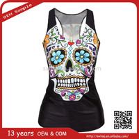 china supplier wholesale custom high quality fitness tank top