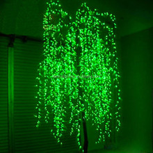 2015 new products Christmas led willow tree lights