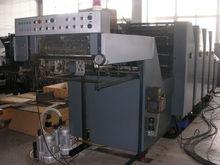 solna refurbished second hand four color calendar offset machine
