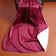 super soft sharpa fabric and grey short pile fleece fabric sharpa fleece blanket