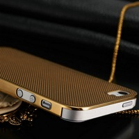 Amazing beautiful top quality metal mobile cell phone case cover protector for iphone