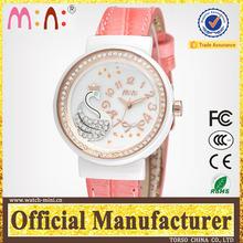 lobor watch quartz Japan Movt accept OEM own brand watch with pressure measurement