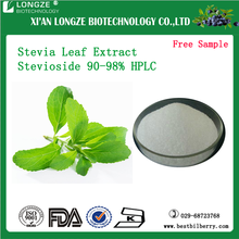Stevia Leaf Extract Powder Stevia P.E Stevia Sugar