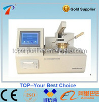 .Color Touch LCD Screen Displayed TPC-3000 Automatic Flash Point Analyzer/Tester(closed-cup)