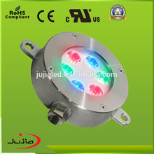 2014 hot sale high quality and low price 6w led underwater light