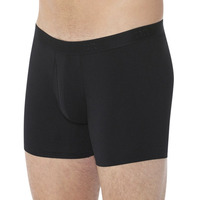 High quality cheap blank black booty shorts boxer for men mens underwear