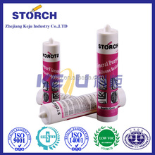 Silicone sealant for mirror, diagonal and skylight corner line