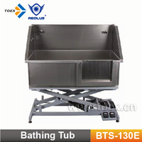 Stainless Steel Dog Bath Tub BTS-130E