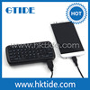 High quality best sale mobile phone power bank bluetooth keyboard case for htc one