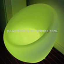 high quality LED multi color changing round o sofa sale