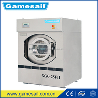 XGQ Hot-Sale Best Price laundry 25kg industrial washing machine coin /(CE & ISO)