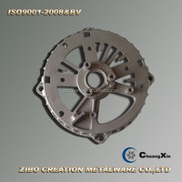 A380 die casting aluminum car generator end cover/shell