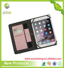 Shenzhen Factory universal leather case for tablet