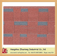Top quality roofing material double layer asphalt shingle