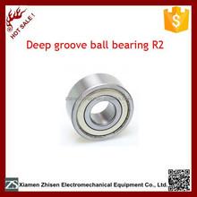 "1/8"" Bore R2-ZZ Radial Ball Bearing Deep Groove Ball Bearing"