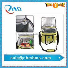 With Long And Short Handles Mulitfunction Family Picnic Insulated bag