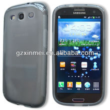 For Samsung I9300 TPU case cover holder for Samsung Galaxy s3 cheap mobile phone case
