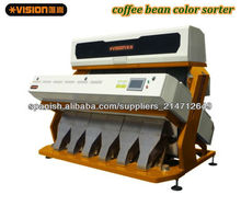 coffee color sorting machine from China manufacturer