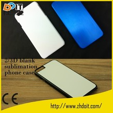 blank sublimation phone case for iphone,blanks 3d case for iphone 6 plus