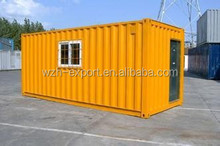 Standard energy-saving storage box type house designs container house prefab shipping container house for sale