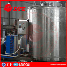 3000l stainless steel truck cold water tank for sale