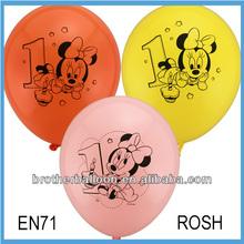 la fiesta de cumpleaños de mickey mouse partido