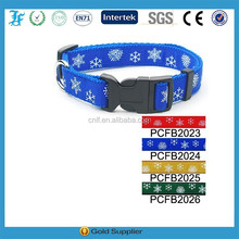 Wholesale embroidered dog collars factory